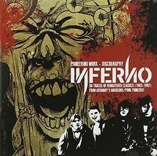 Inferno - Pioneering Work: 56 Song Discography [New CD]