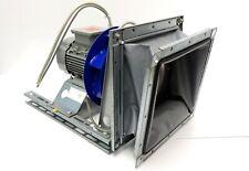 Radialventilator AC Zentrifugalventilator L/üfter Absauggebl/äse 600m/³//h 160-60 inklusive Drehzahlregler