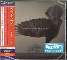 KATATONIA-THE FALL OF HEARTS-JAPAN CD  Ltd/Ed BONUS TRACK H40