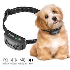 Collar Anti Ladridos Para Perros Adiestramiento Seguro SIN Descarga Electrica