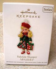 Hallmark Madame Alexander - Yuletide Shopper 2011, 16th In Series