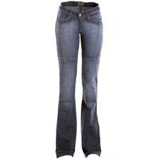 Draggin Jeans Minx Womens Indigo Blue Motorcycle Trousers Size 12
