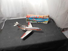 Tin American Airlines Friction Jet