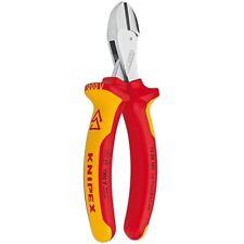 """Knipex 6.25"""" Insulated X-Cut Diagonal Cutters 21576"""
