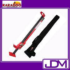 "KAKADOO HIGH LIFT JACK 48"" (120cm) WLL 1050KG WITH CARRY BAG"