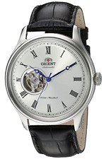 Orient Men's Envoy Japanese Automatic/Hand Winding Movement AG00003W Dress Watch