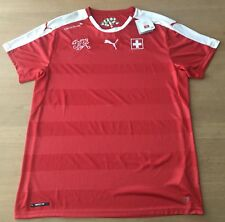 Puma Switzerland Home Shirt 2016 Men's XL bnwt