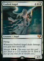 Exalted Angel FOIL | NM | From the Vault: Angels | Magic MTG