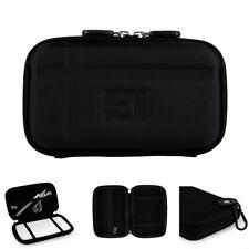 Hard Shell Black Nylon Case For Compact DSLR Action Sports Camera FUJIFILM XP130