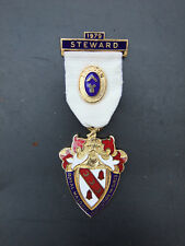 Royal Masonic Institute for Girls - Steward's Jewel 1979