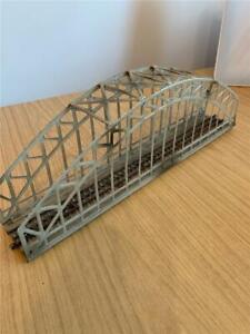 AQ604a: Marklin HO M Track Lattice Girder Bridge