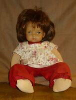 Heidi Ott Puppe - Mädchen - 46cm - unbespielt - neuwertiger Zustand