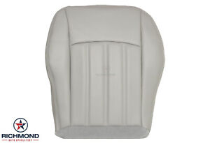 2005-2010 Chrysler 300C 2WD AWD 300 C- Driver Side Bottom Leather Seat Cover Tan