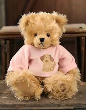 Teddy Bear 'Margo' Settler Bears Handmade Collectable Girl Gift 30cms
