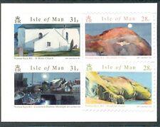 Isle of Man-Sayle-Self-adhesive set of 4 mnh
