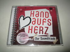 SOUNDTRACK/HAND AUFS HERZ (WE LOVE MUSIC 276883) CD ALBUM