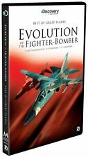 Best Of Great Planes - Evolution of the Fighter-Bomber (DVD, 2010, 3-Disc Set)