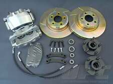 BIG BRAKE KIT 322mm VALIANT MOPAR CHARGER FITS ALL VH-CM VIP PBR TWIN PISTON