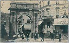 CARTOLINA d'Epoca ROMA città - Bella!