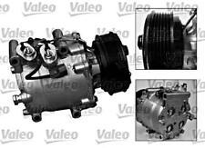 VALEO Compressor AC Air Conditioning Fits HONDA Civic 1.4-1.8L 38810PLC006