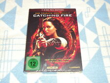Die Tribute von Panem - Catching Fire (2 Disc Fan Edition) NEU OVP