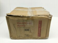 "New listing BodyMed Headrest Paper Rolls, White Economy, Smooth, 8.5"" x 225', 25 Rolls"