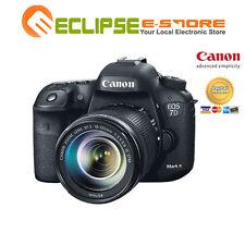 Brand NEW Canon EOS 7D Mark II 20.2MP Kit 18-135mm Lens DSLR Camera DSLR in BOX