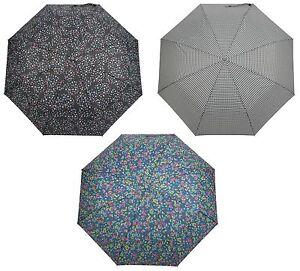 Drizzles Ladies Supermini Wind Resistance Multi Print Umbrella