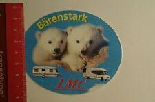 Aufkleber/Sticker: Bärenstark Lmc Lord Münsterland Caravan (301016113)