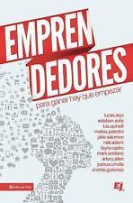 Especialidades Juveniles: Emprendedores : Para Ganar Hay Que Empezar by...