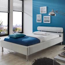 Anello Weiss  Einzelbett  Polsterbett 100x200,100x200 cm Komforbett