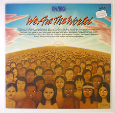 """12"""" Maxi - USA For Africa - We Are The World - B2847 - washed & cleaned"""