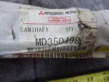 Mitsubishi Camshaft P/N MD350498