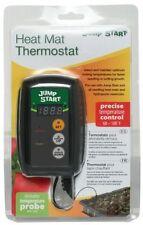 Hydrofarm Mtprtc Digital Thermostat for Heat Mats , New, Free Shipping