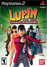 Lupin The 3rd PS2 New Playstation 2