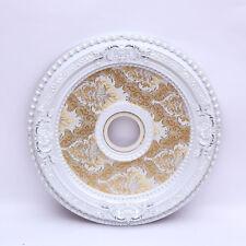 B&S Lighting Inc Ceiling Medallion Floral/Gold 24