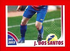 FC BARCELONA 2012-2013 Panini - Figurina-Sticker n. 132 - SANTOS 2/2 -New