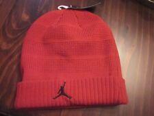 AIR JORDAN red ski hat- adult unisex-NWT RET $30