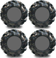 4 High Lifter Outlaw2 ATV Tires Set 2 Front 29.5x9.5-14 & 2 Rear 29.5x11-14