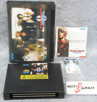 THE KING OF FIGHTERS 2000 KOF NEO GEO AES with Telephon Card FREE SHIPPING 1433