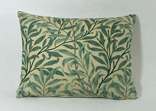 "William Morris Willow Boughs Pale Green/Cream 16"" x 12""  Stunning Bargain Price"
