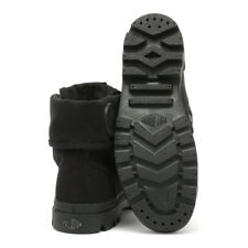 Palladium Men's US Baggy BOOTS Black 12 UK