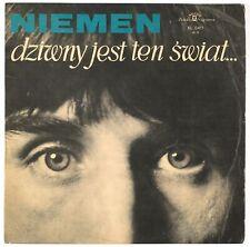 CZESLAW NIEMEN - Dziwny Jest Ten Swiat - 1967 Poland LP