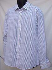 Non Iron Striped Singlepack Formal Shirts for Men
