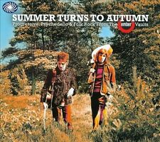 """Various Artists""""Summer Turns to Autumn"""" EU 2010 Fantastic Voyage SEALED CD PSYCH"""