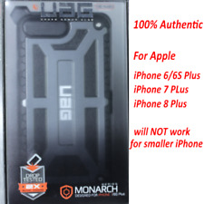 NEW Authentic UAG Urban Armor Gear Monarch Case For iPhone 6/6S/7/8 Plus Graphit