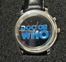 DOCTOR WHO : ELECTRO-LUMINESCENT WATCH WITH COLLECTORS TIN MADE BY WESCO (TK)