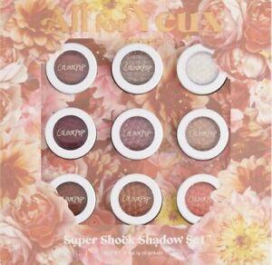 DAMAGED BROKEN ColourPop Super Shock Eyeshadow! Choose Your Shade! Brand New!