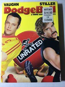 DODGEBALL: A TRUE UNDERDOG STORY, VINCE VAUGHN, BEN STILLER DVD/ROM CC