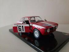 Alfa Romeo GTA Coupe Alpes 1966 1/24